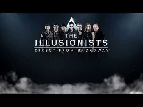 The Illusionist - Direct from Broadway, en Madrid