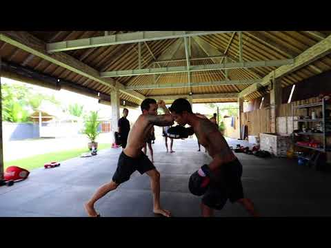 Group classes at Bali Training Centre