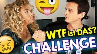 WTF ist DAS? Challenge | mit Shirin David