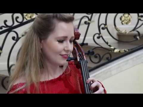 Violin and cello covers Girls like you, Despacito and more by NY Music Entertainment