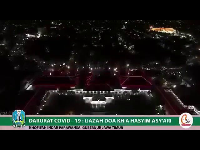 Dispora Jawa Timur Cegah Covid-19