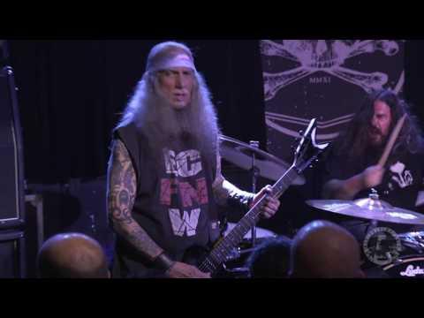 SAINT VITUS live at Saint Vitus Bar, Oct. 7th, 2016 (FULL SET)