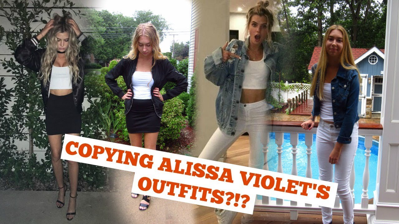 get the look alissa violet youtube