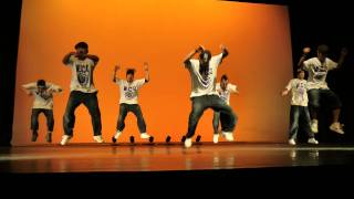 Wrecking Crew Orchestra (WCO) at Wreck In The Floor 2011 Hong Kong (Part 2 of 2)