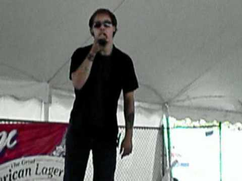 Jeffrey Michael Eis - 2010 Karaoke Battle of The Bars Finals - The Diamonds - The Stroll