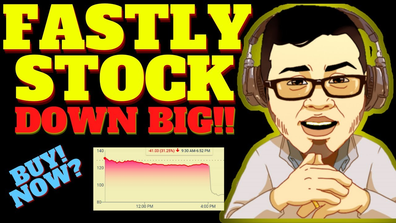 Fastly News: Why FSLY Stock Is Falling 28% Today