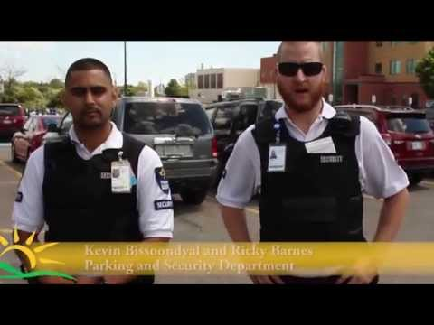 Parking And Security At The Scarborough Hospital