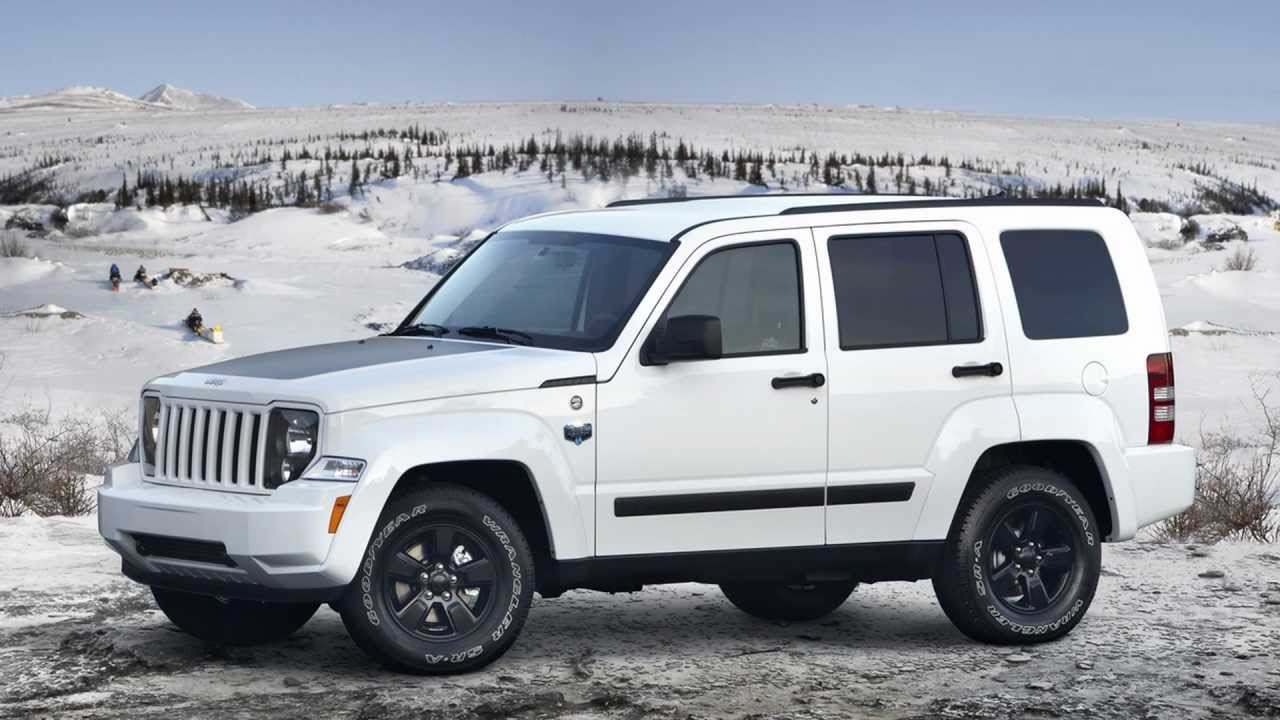 2012 Jeep Liberty Arctic - YouTube