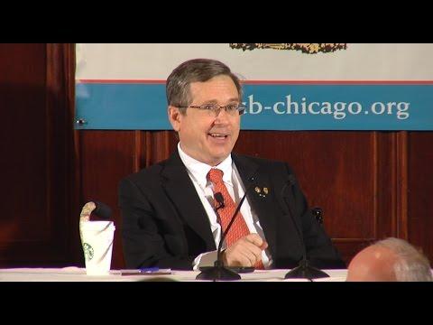 Hon. Mark Kirk, United States Senator, State of Illinois