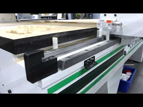 The Air Knife Option by C.R. Onsrud - Keep your CNC Router Guide-Rails clear of abrasive debris