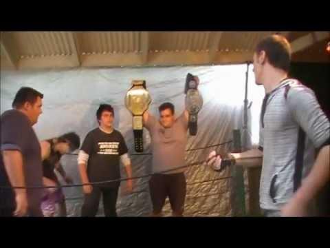 (Backyard Wrestling) CWA 1 Year Anniversary Tribute Video