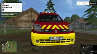 Heute stelle ich euch den First Responder Feuerwehr Mod für Landwirtschafts Simulator 15 vor.