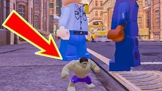 OLHA O QUE EU FIZ COM OS VINGADORES - LEGO Marvel's Avengers (LEGO Marvel Vingadores)
