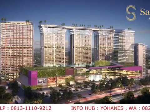 aeon-mall-sentul-city-connect-apartemen-saffron