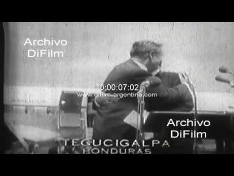 DiFilm - Nelson Rockefeller meets Oswaldo Enrique Lopez 1969