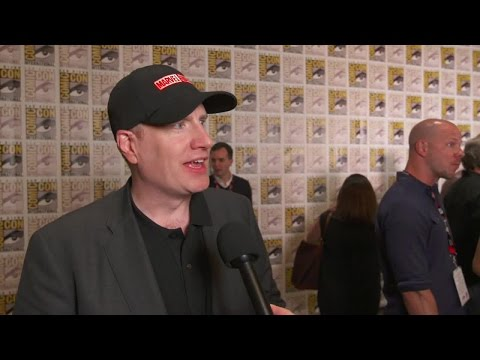 Kevin Feige Talks Disney Merger At Comic-Con