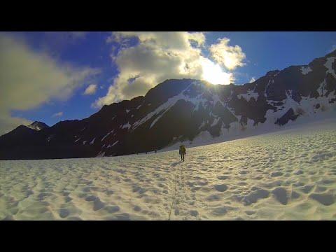 Mount Olympus, WA Summit Climb