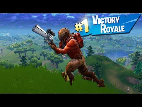 Fortnite New Gun Update Scoped Pistol • Fortnite Live Stream