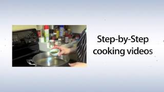 Gourmet Food, Reviews & Live Cooking Videos & Recipes Online