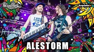 Alestorm - Over The Seas #polandrock2018