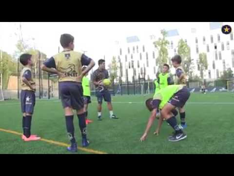 Marcet Soccer Camp Panama