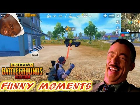 PUBG MOBILE FUNNY MOMENTS #2 || FUNNIEST MATCH BY MELODY GAMER