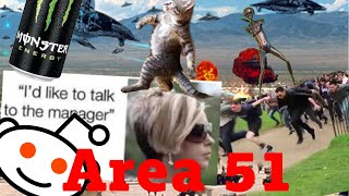 Reddit Memes Area 51 Meme Compilation Try Not To Laugh