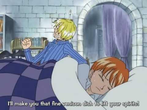 One Piece Luffy Sanji like Meat (Chopper) - YouTube