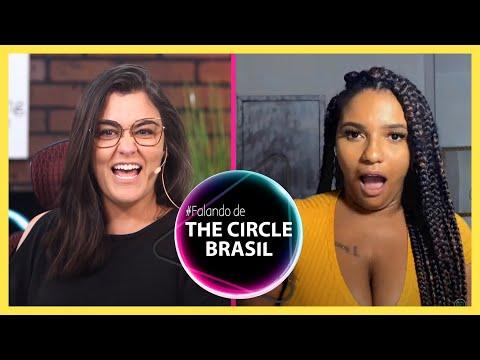 ⭕Rolou pegação sim! MARINA CONTA TUDO sobre o THE CIRCLE BRASIL da Netflix | WebTVBrasileira