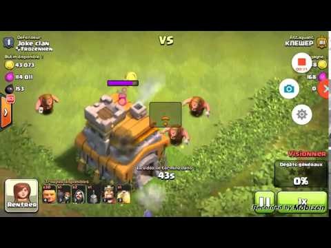 Clash Of Clan - Clash Of Clan CHEAT COC Gold Mine