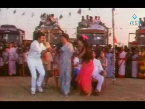Dasara Vachindi Video Song - Lorry Driver |Bala Krishna,Vijaya Shanthi|