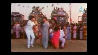 Dasara Vachindi Video Song - Lorry Driver |Bala Krishna,Vijaya Shanthi|