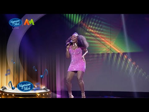 Top 11 - Akunna – 'Wombo Lombo' – Nigerian Idol | Africa Magic | S6 | E7 |