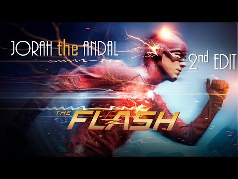 The Flash - Believe in the Impossible Medley (Season 1 Soundtrack) Second Edit