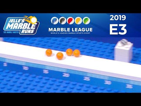 Marble Race: MarbleLympics 2019 E3 - Balancing