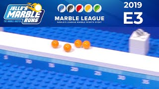 Marble Race: MarbleLympics 2019 E3 - Balancing
