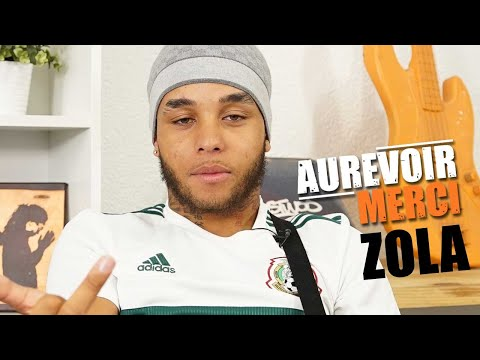 Youtube: ZOLA – AUREVOIR MERCI