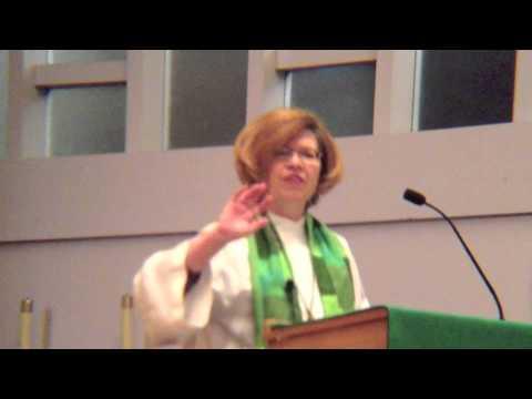 Cindy's Sermons: A Look Through St. Paul's Lens  February 9, , 2014