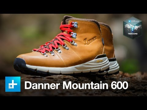 89d96c91eb3 Danner Mountain 600 - Best Hiking Boots - Outdoor Awards 2017