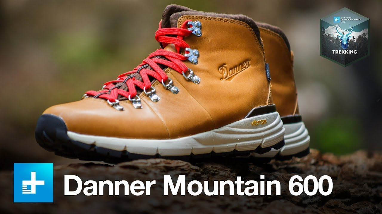 db01e16f88f Danner Mountain 600 - Best Hiking Boots - Outdoor Awards 2017