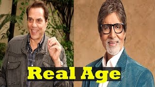 Top 10 Bollywood Actors Real Ages