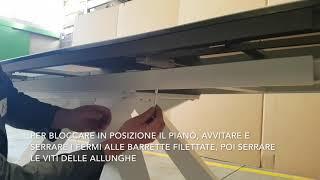 Tavolo Elite / Meccanismo Full Automatic