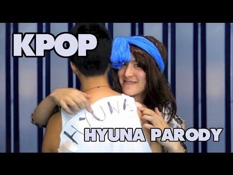 parodie kpop