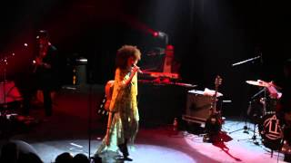 Andy Allo@L'Alhambra_27/11/2013_Yellow gold