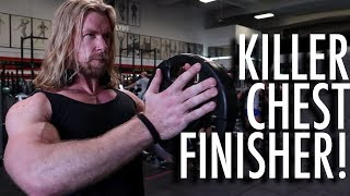 No CHEST WORKOUT Is Complete Without THIS Exercise
