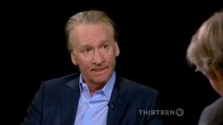 Bill Maher gets into a debate with Charlie Rose on why Islam is more violent than Christianity
