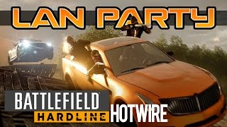 Downtown Police Showdown - BF Hardline