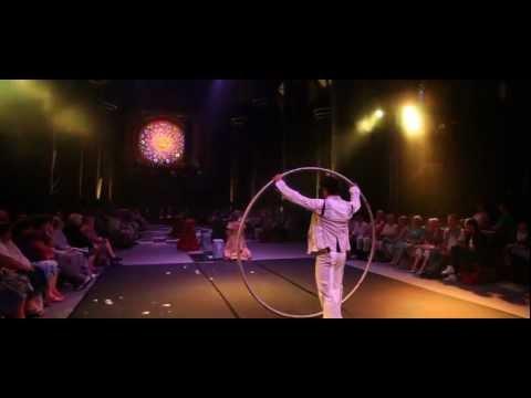 Guillaume Juncar - Roue Cyr / Cyr Wheel Demo 2012