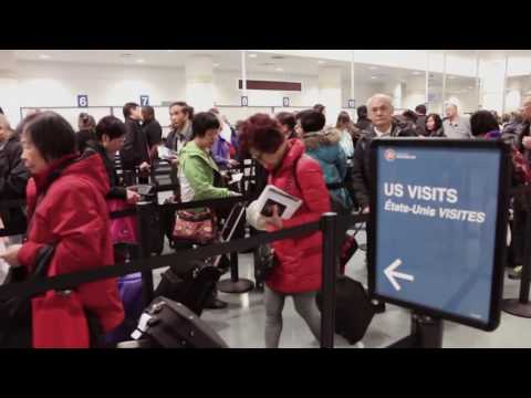 INTO Mason | US Airport Arrivals and Immigration Process