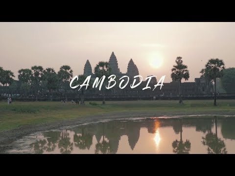 Cambodia Holiday Montage 2018